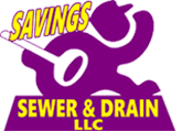 Savings Sewer & Drain Logo
