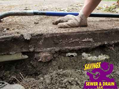 drain repair service erie pa