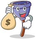 Savings Sewer & Drain Logo